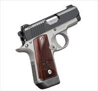 Kimber Micro Two-Toned, .380 acp