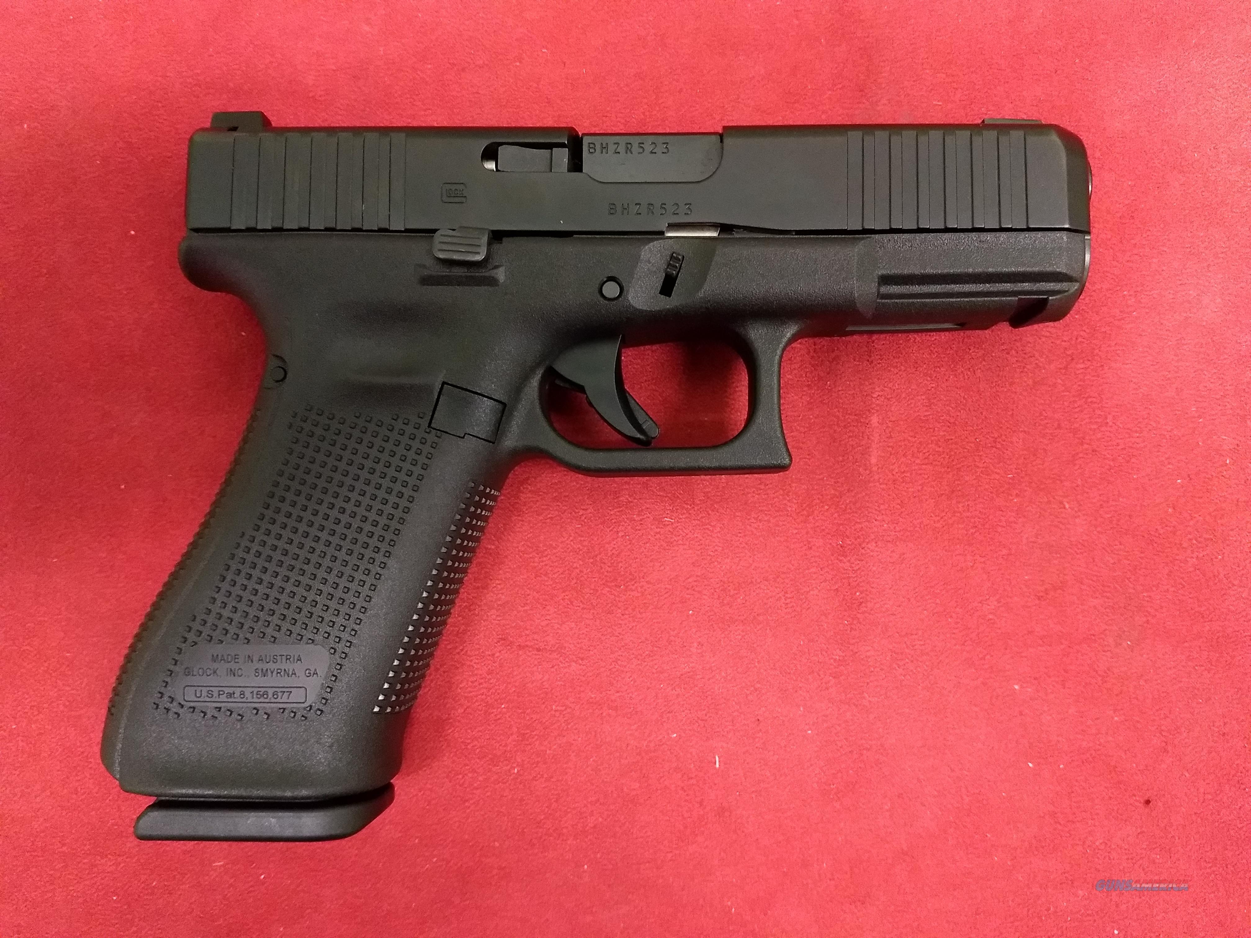 glock 45 9mm nib for sale