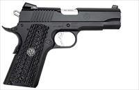 Ruger SR1911 .45 ACP Night Watchman