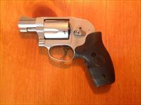 Smith & Wesson Model 638 38 Special with Crimson Trace Laser Grips