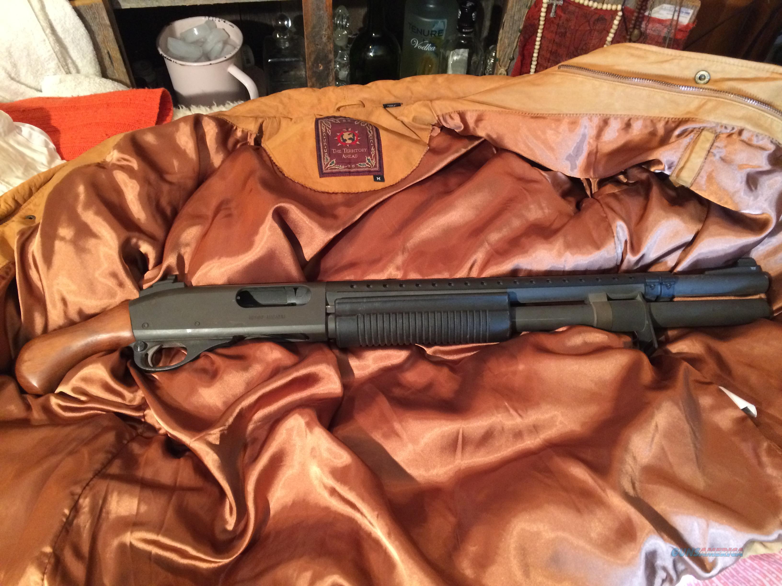 Remington Marine Magnum Tactical Rig For Sale