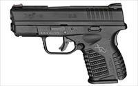 "Springfield Armory XDs Semi Auto Pistol 9mm Luger 3.3"" Barrel 8 Rounds"
