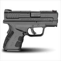 "Springfield, XD-MOD.2 with GripZone, 9MM, 3""  1-13Rd & 1-16Rd Fiber Optic Front"