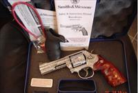 Smith & Wesson 357 mag.