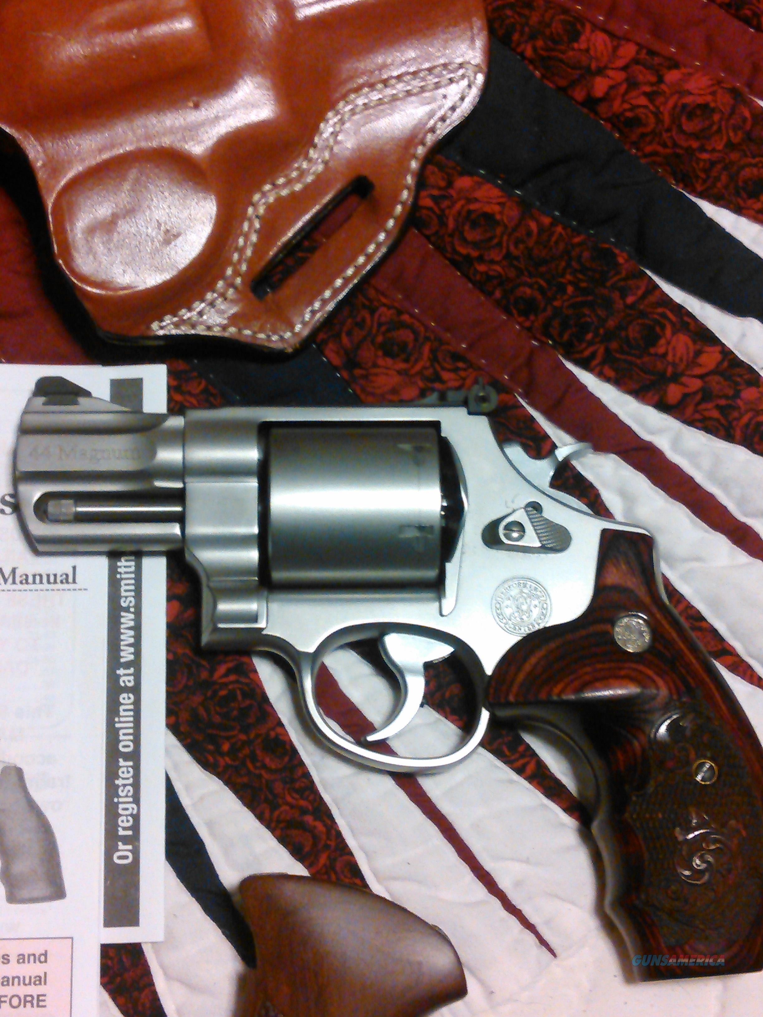 S&W Model 629, .44 magnum, snub nose, Performan... for sale44 Magnum Snub Nose Revolver
