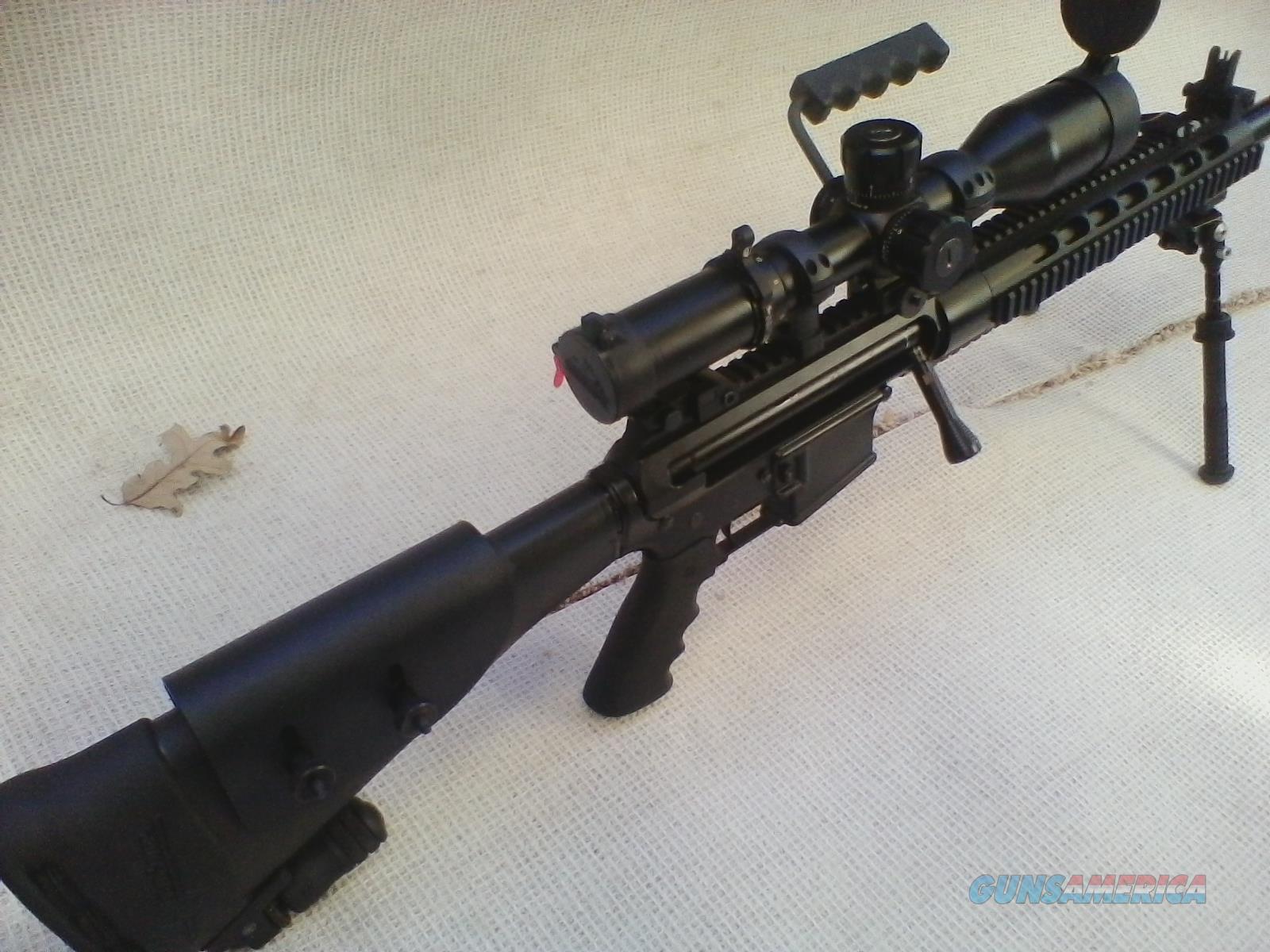 Zel Custom Tactilite 50 BMG Rifle