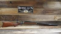 Remington Hepburn #3 with Badger barrel 45-70