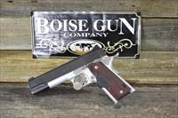 Kimber Custom Crimson Carry II 45 ACP Test Fired