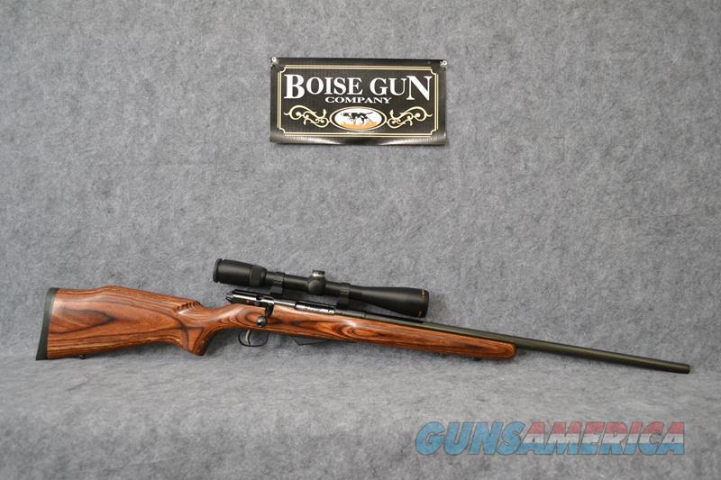 Savage M25 Hornet Review | Sporting Rifle magazine