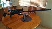 EDM ARMS Model 99 .50 BMG with extra .338 Lapua Single shot