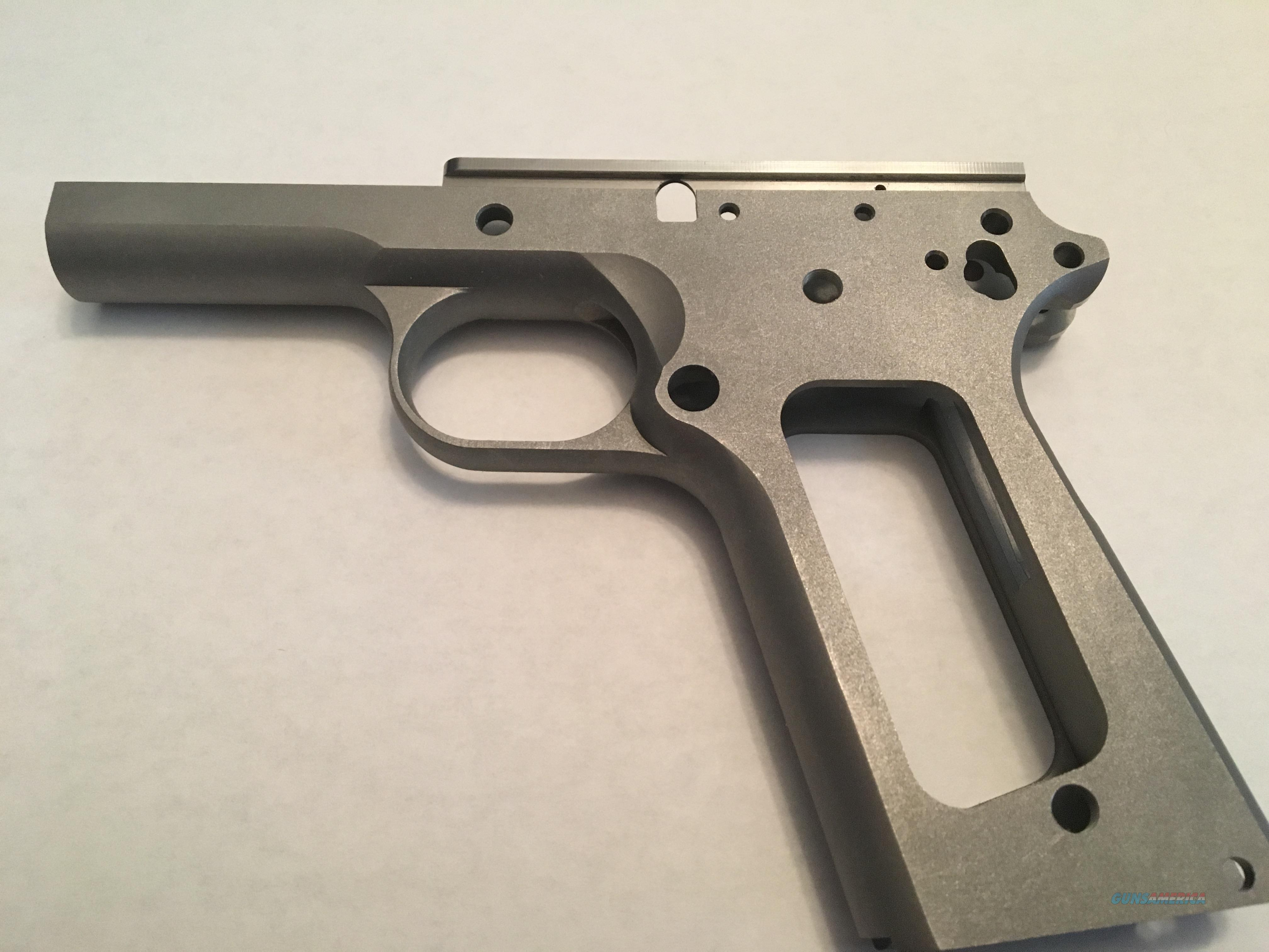PSA Forged Stainless 1911 45 ACP Frame. FREE S... for sale