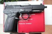 FN Five-seven IOM + threaded barrel with extras and ammo