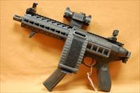 SIG SAUER MPX WITH SPARC SCOPE