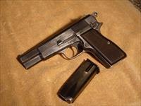 Fabrique Nationale Browning Hi-Power Nazi era 9 MM