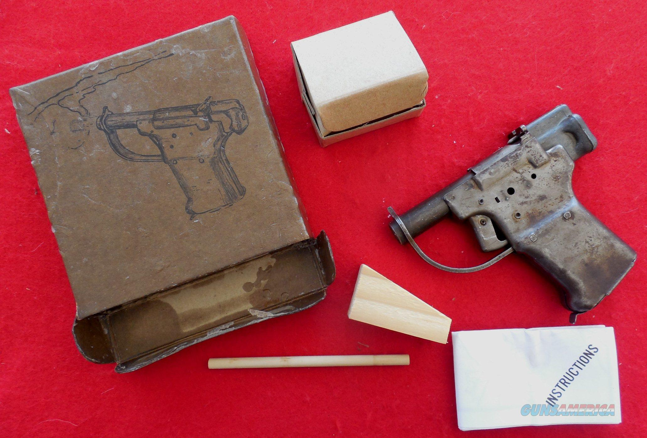 Guide Lamp FP-45 Liberator Single Shot Pistol with Box