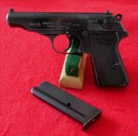Walther PP Semi Auto Pistol with Police Marking (cal. 22 LR)