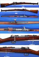 Swedish Model 1894 Carbine (ANTIQUE * * * Low Serial #)