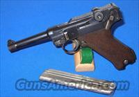 German P.08 Luger Pistol (1936)