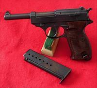 German P.38 Semi-Auto Pistol