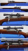 U.S. Remington Model 1903-A4 Sniper Rifle