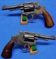 "S & W ""U.S. Navy Contract"" Victory Model Revolver"