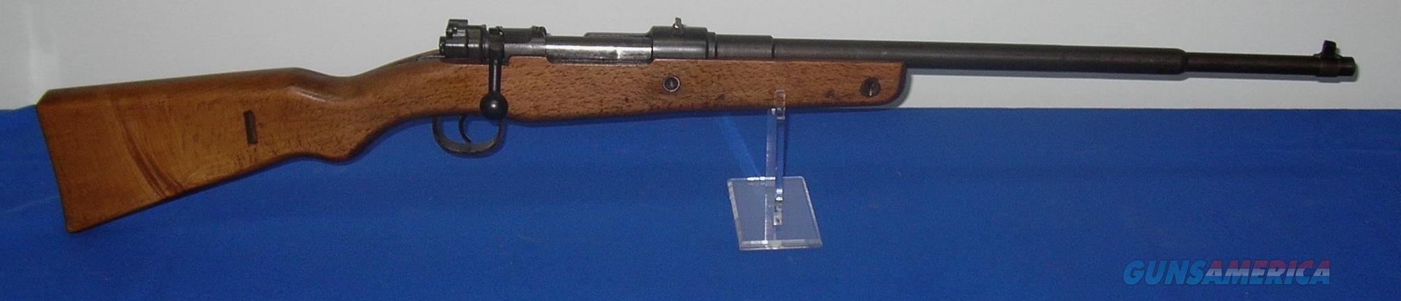 "German WW II Mauser ""Last Ditch"" VK98 Peoples Rifle"