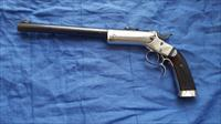 J Stevens No. 36 Lord 1888 Model Gallery Pistol
