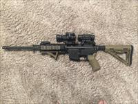 Upgraded AR-15 w/Aimpoint Optics Package