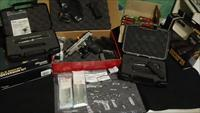 Sig Sauer P226 Deal of a Lifetime! 3 Pistols All In One!   9mm/40cal/.22cal