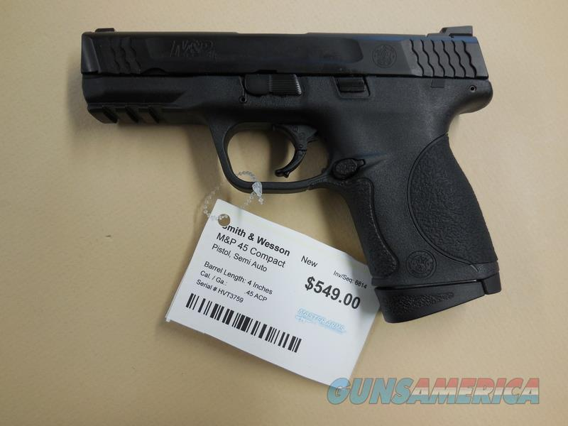 SMITH & WESSON M&P .45C