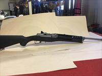 Ruger model mini-14 with synthetic stock 5.56 Caliber