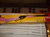 Daisy Pink Rifle