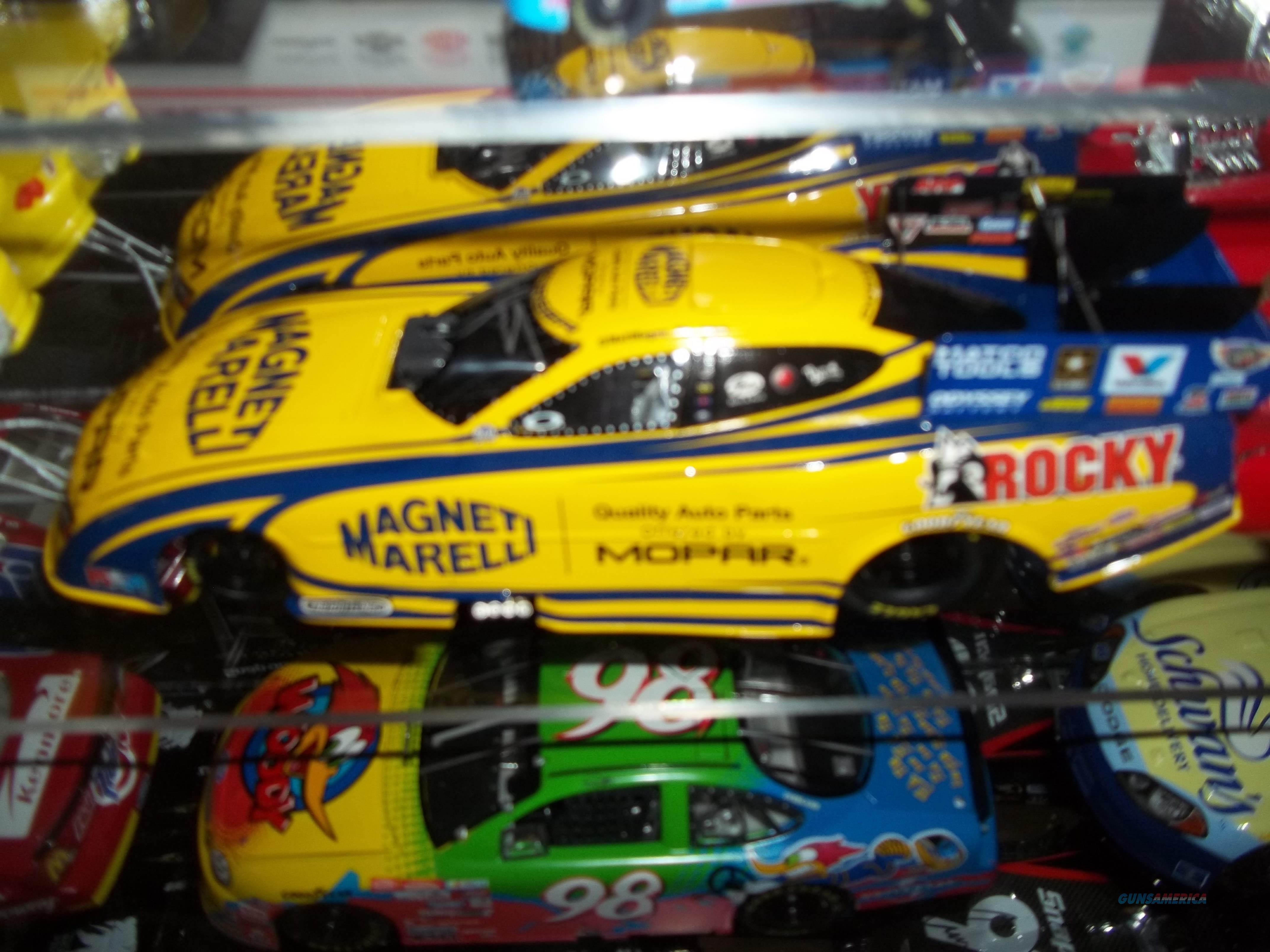 NHRA Matt Hagan Magnelli Autographed Funny Car
