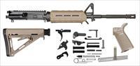 "DELTON DTI RIFLE KIT 223REM 16"" M4 MOE FDE"