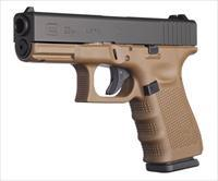 GLOCK G23 G4 FLAT DARK EARTH 40 S&W