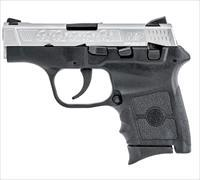 SMITH WESSON M&P BODYGUARD  STAINLESS ENGRAVED