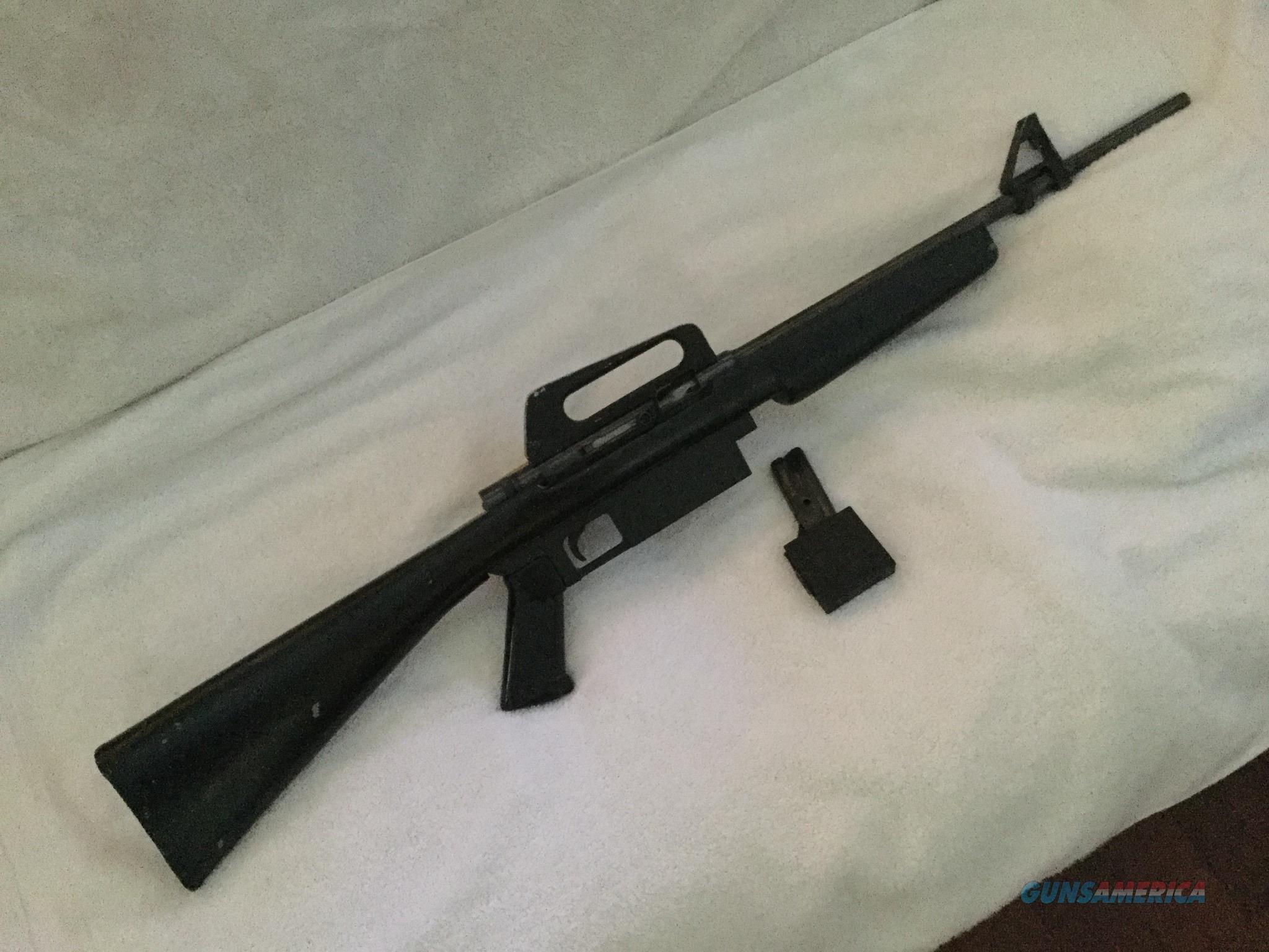 22 cal Ar style rifle, Kassnar Imports