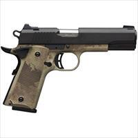 Browning 1911 Black Label Pro Speed 380 ACP ATACS Camo Pistol