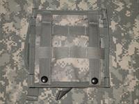 Diamondback Tactical ACU Quad/Double M4 Mag Pouch Molle/Pals