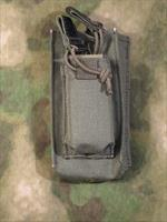 Diamondback Tactical Single M4/Pistol Magazine Pouch Ranger Green Molle