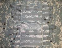 ACU Molle Side Plate Carriers With Soft Armor Inserts Body Armor