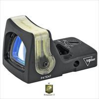 Trijicon RMR Dual Illumination Amber Dot Matte Black