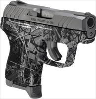 Ruger LCP II 380acp Harvest Moon Camo TALO Edition