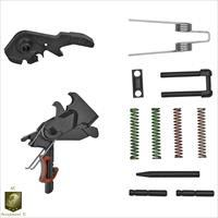 Hiperfire Hipertouch Competition Trigger Assembly For AR15/AR10