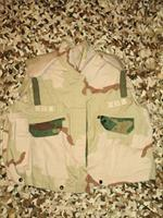 Flack Jacket Body Armor Vest W - DCU Cover