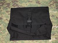 Diamondback Tactical Black Gas Mask Pouch MOLLE/PALS NEW!