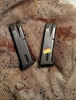 2 Special Edition Factory Beretta CX4 Storm Mags