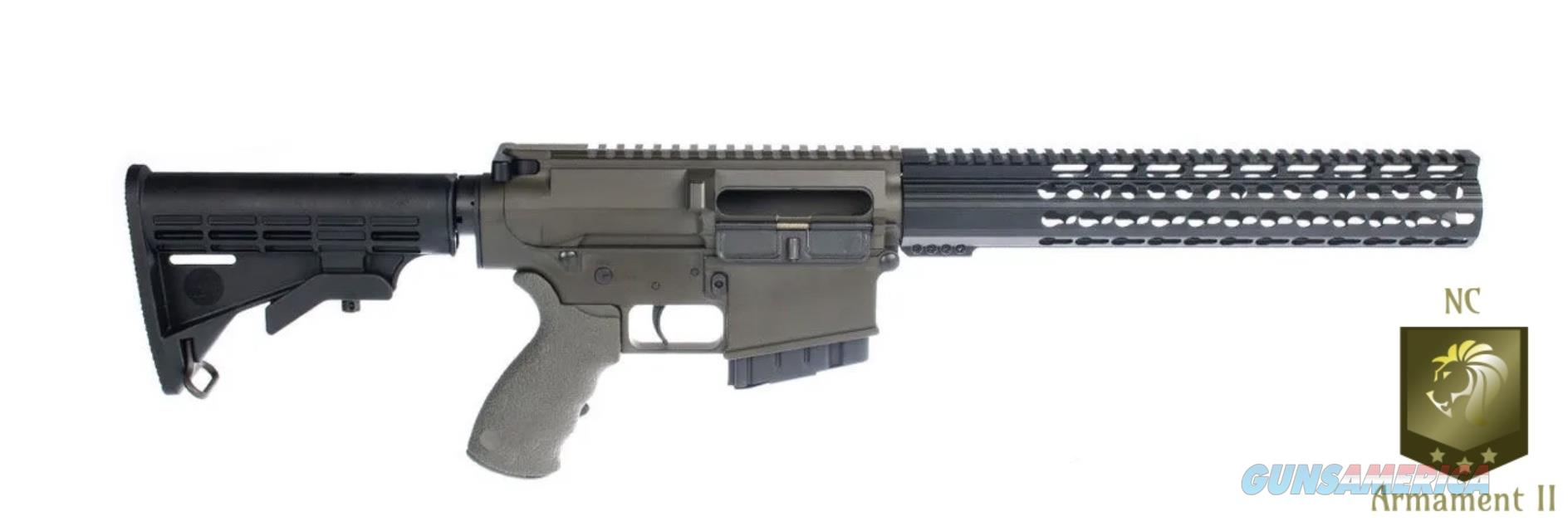 DPMS AR-308 Build Kit OD Green