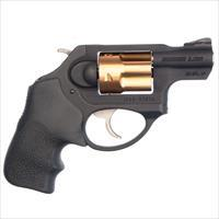 Ruger LCRX Revolver 38 Special Double/Single Action Hogue Grip