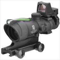 Trijicon ACOG 4X32mm .223 Reticle With LED 3.25 MOA Red Dot RMR Type 2 Combo